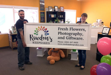 Rawdon's Keepsakes Opens in Ste. Rose du Lac